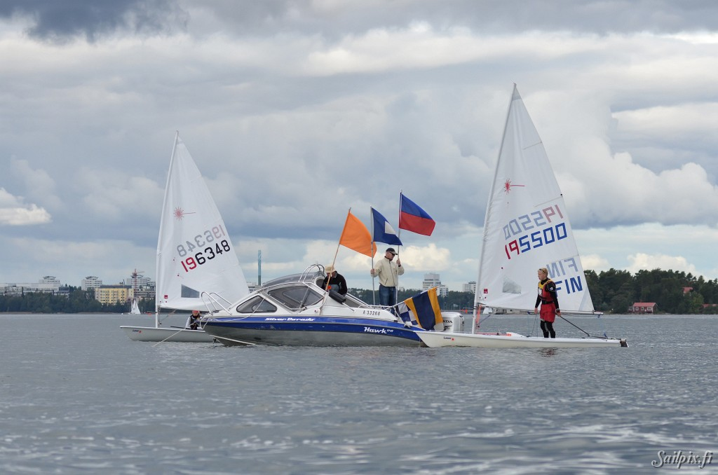 NJK club championships 29ers and laser. Open Slideshow