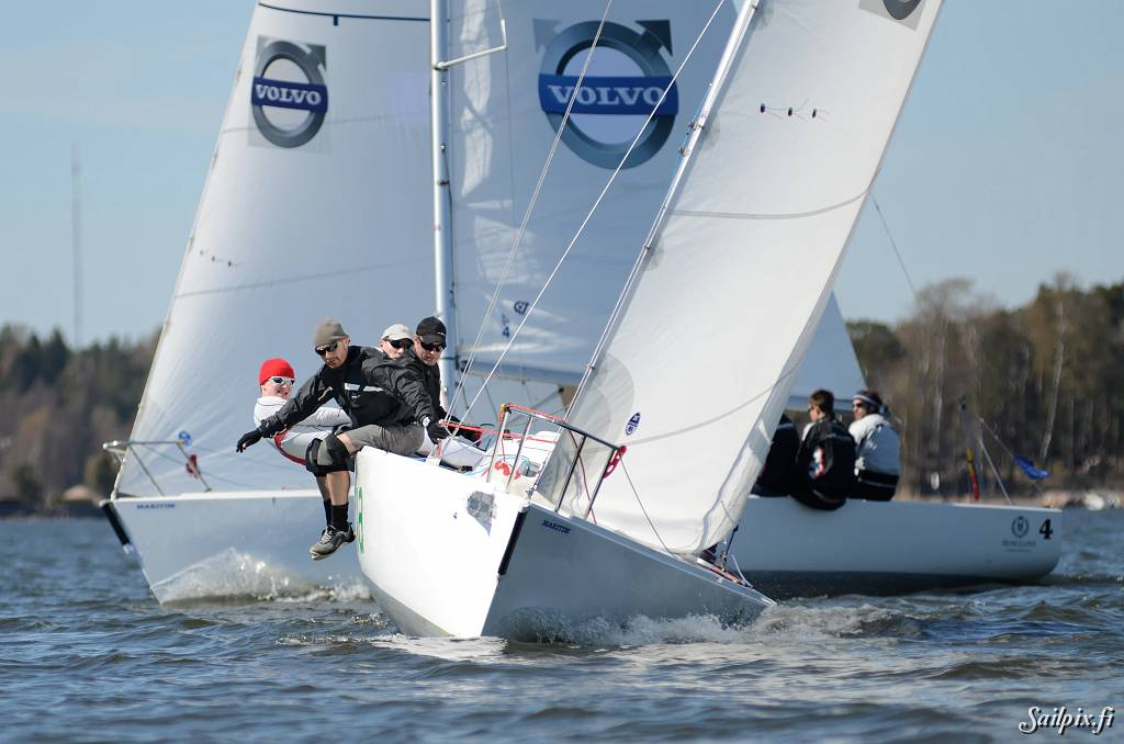 Henri Lloyd Cup opened the NJK Matchrace season.