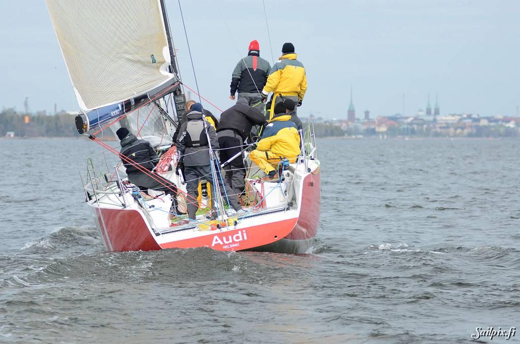 Pro Sailor Race, HSK.