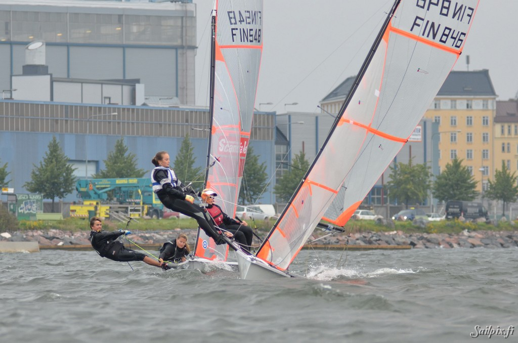Just a few pictures of 29ers at Helsinki GP with the tough and sporty juniors. Open Slideshow