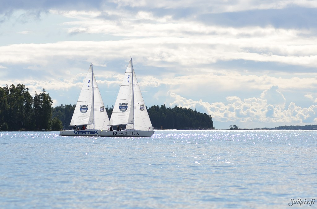 Match Race Finnish Championship at NJK. Some pictures from Saturday. Open Slideshow
