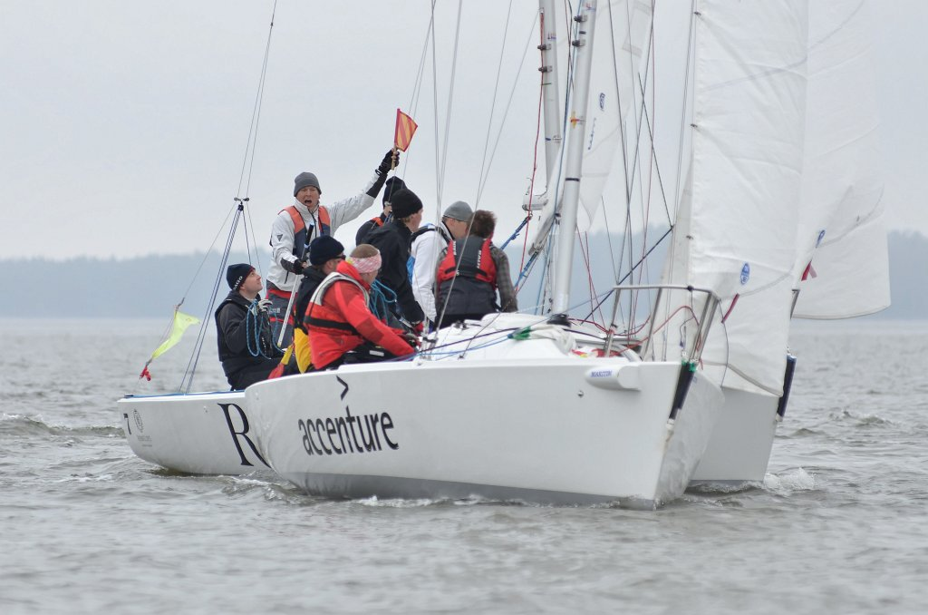Henri Lloyd Cup opened the NJK Matchrace Center season. Pictures from Saturday. Open Slideshow