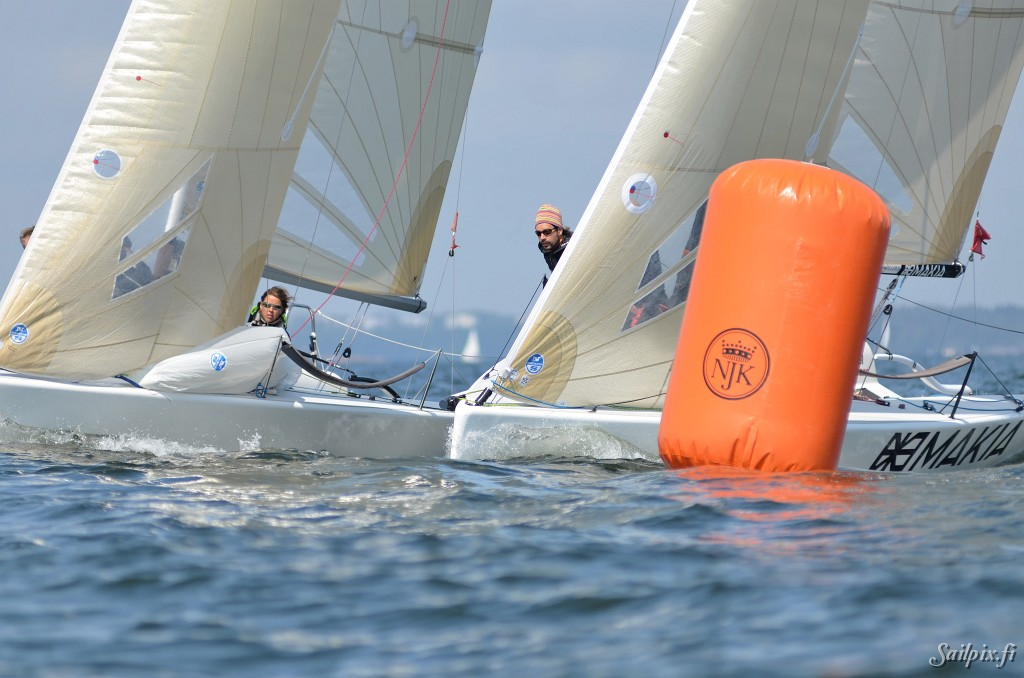 Melges 24 Estonian-Finnish ranking nr.2 organized by NJK. Pictures from Saturday and Sunday. Open Slideshow