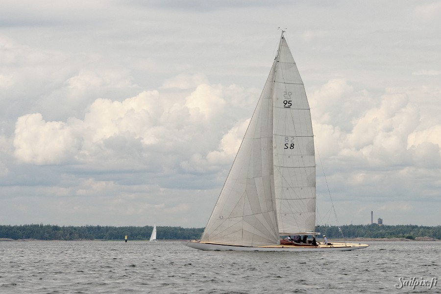 "Jacquart Baltic Classic Master Cup ""Champagne Regatta"" is a classic yacht regatta organized by HSS. View Slideshow"