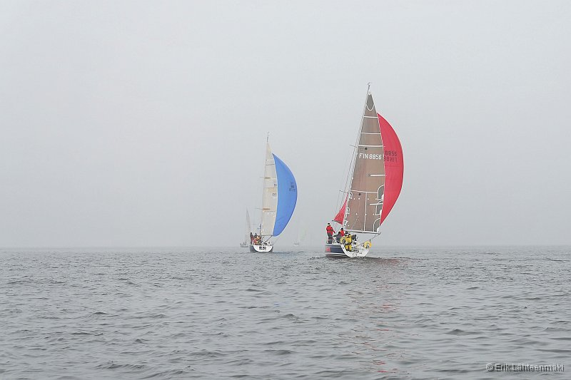 First Finnish Offshore ranking race of the 2008 season.