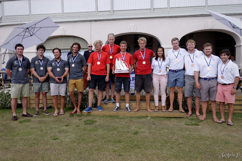 Denmark wins the ISAF Youth Match Race World Championship. Joachim Aschen-brenner with his team was convincing with only two race losses during the whole week. Australia gets silver, and bronze goes to the USA. Full report on the ISAF webpage. All results. NJK event webpage