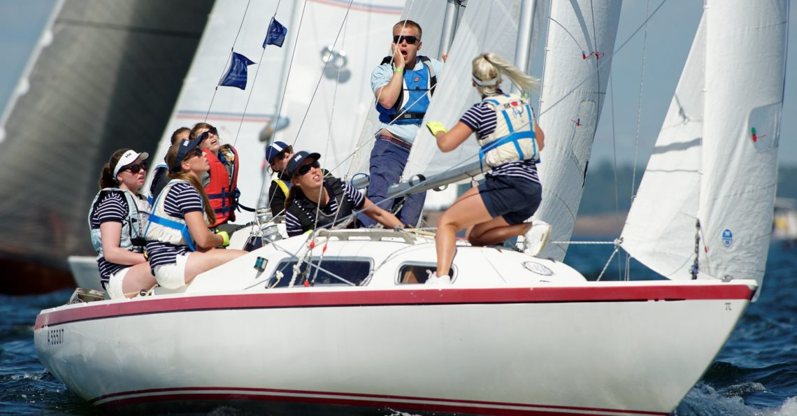 The one and greatest Hanko Regatta was sailed on the second weekend of July in varying winds and some fog on Saturday morning. Almost 200 yachts in 17 different classes on 4 separate race areas during three days makes it a popular regatta for a hardcore sailor and for less serious holiday sailors as well. […]
