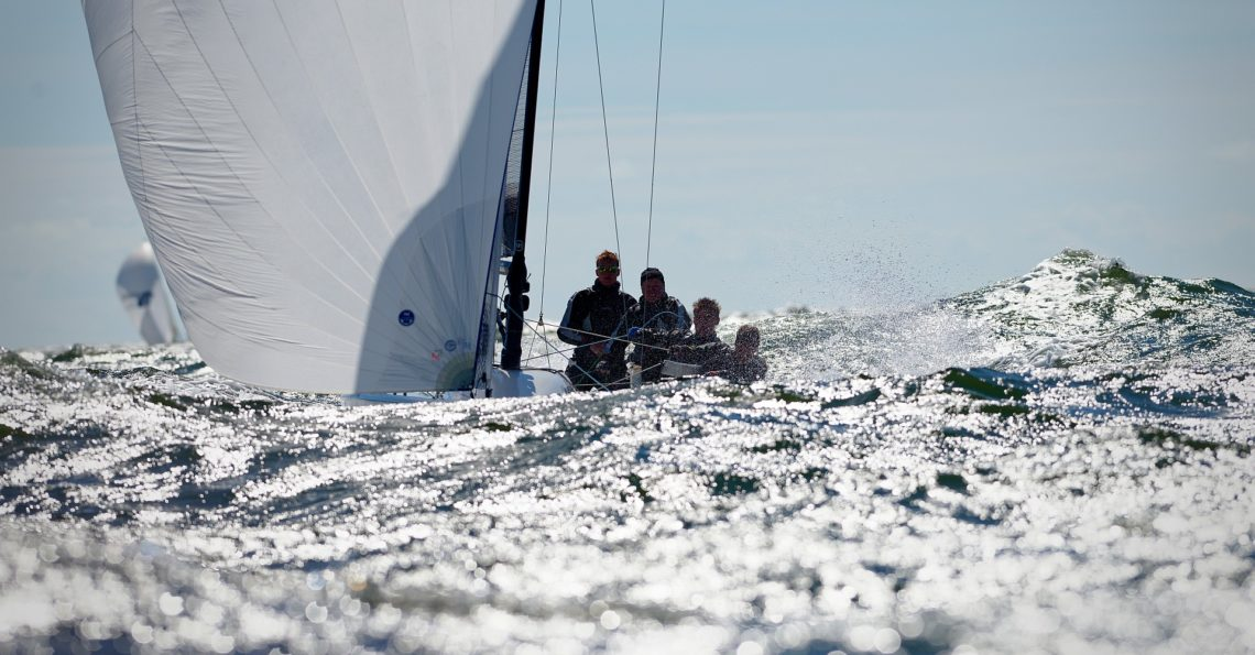 Melges 24 World Championships organised by Helsingfors Segelklubb from the 31st of July to 4th of August 2017. I had the honor and pleasure to photograph these World class sailors during Thursday the 3rd in a strong 12-14 m/s wind and clear and sunny weather, woohoo!! Please have patience, because the best downwind spinnaker photos […]