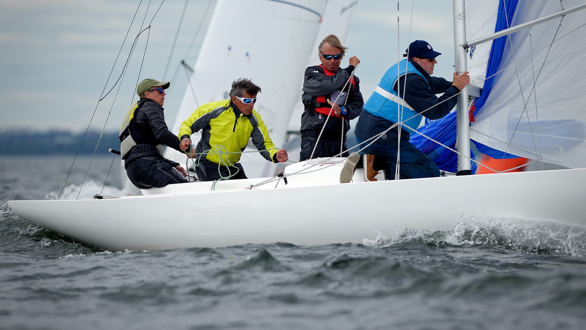 The Finnish Dragon class association together with the organizing club Helsingfors Segelklubb is busy preparing for the Dragon Gold Cup 2018 in Helsinki. The Worlds best dragon sailors will race for the Gold Cup 20th to 28th of July 2018.    Here some photos (31) from the Dragon Spring Cup   At the same […]